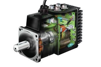Jvl international mac integrated servo motor mac for Integrated servo motor and drive
